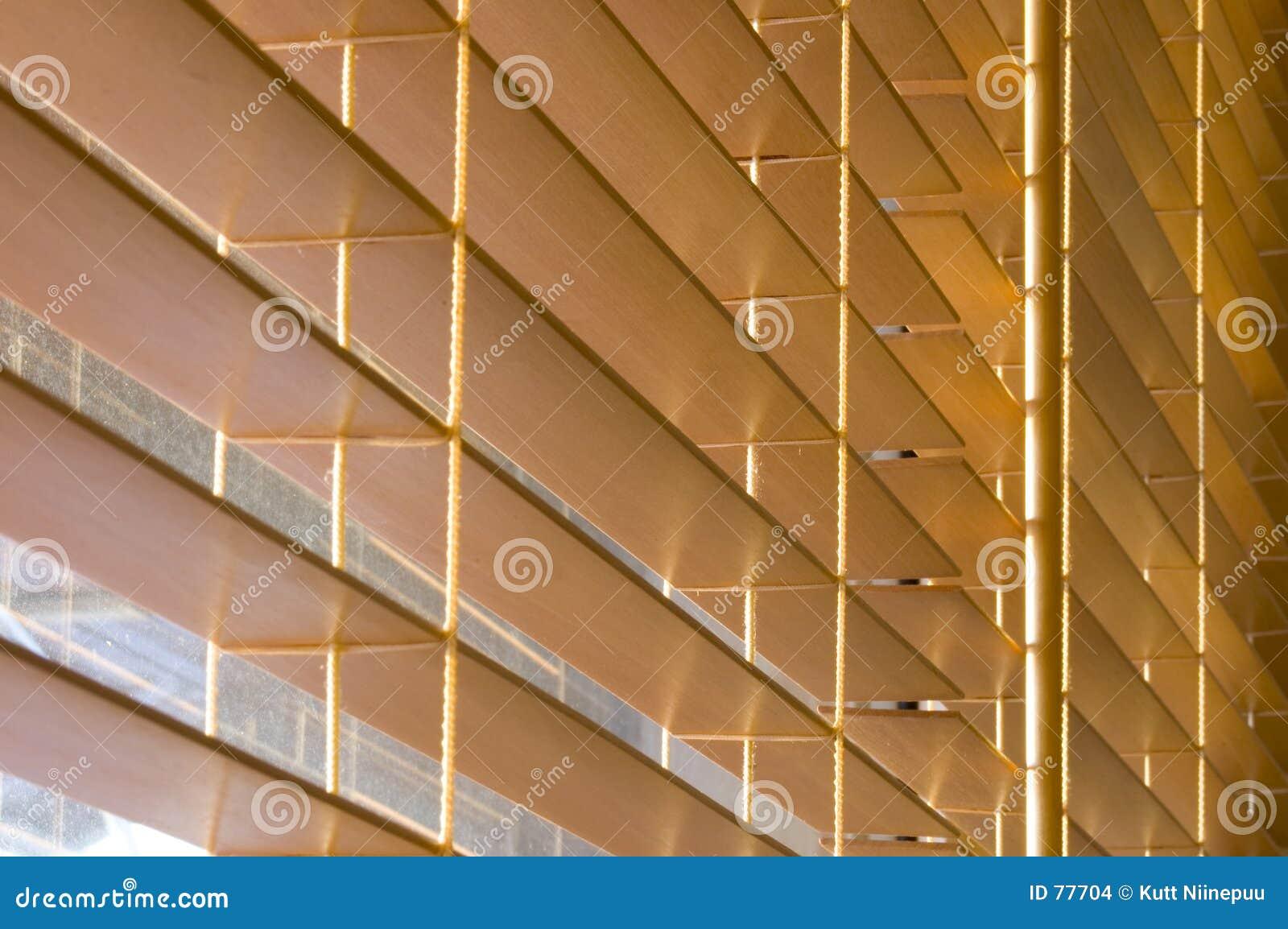 Förblindar fönstret