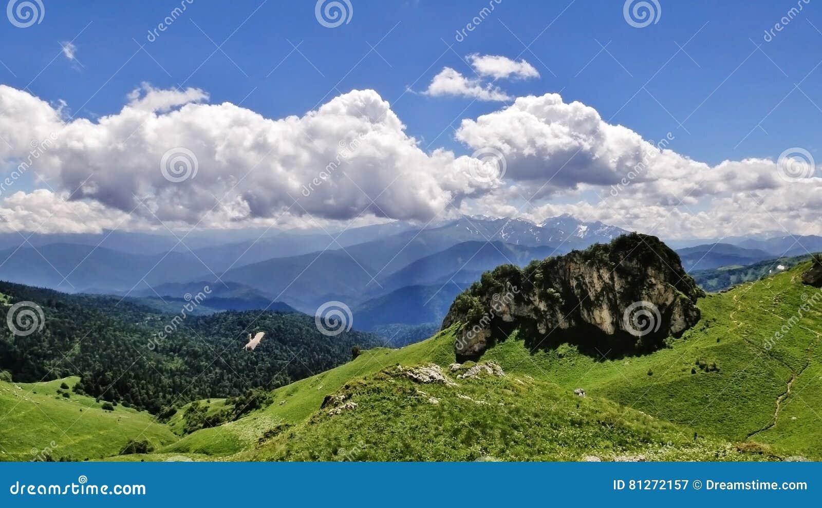 Förbluffa Kaukasus