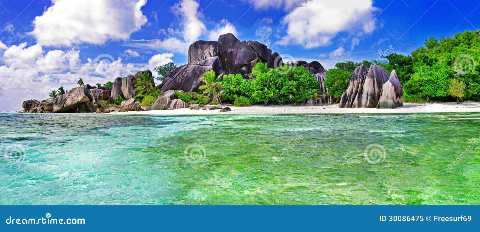 Förbluffa Seychellerna