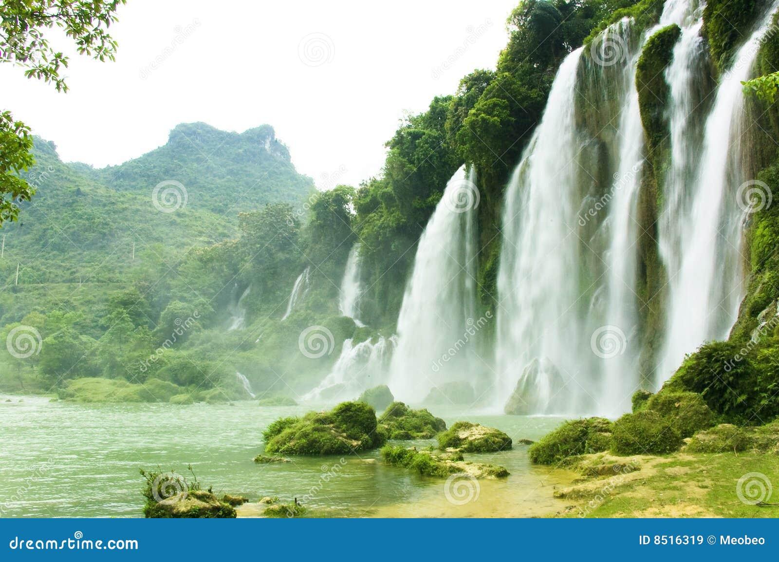 Förbudgiocvietnam vattenfall