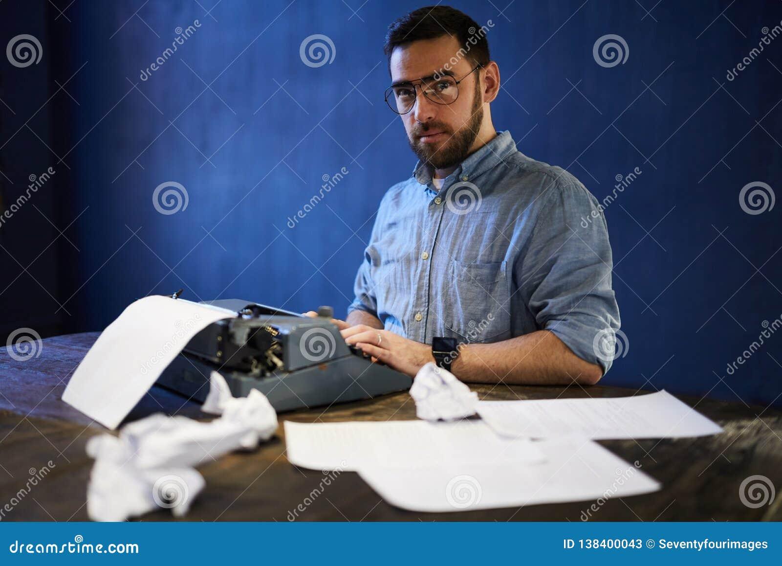 Författare på arbete
