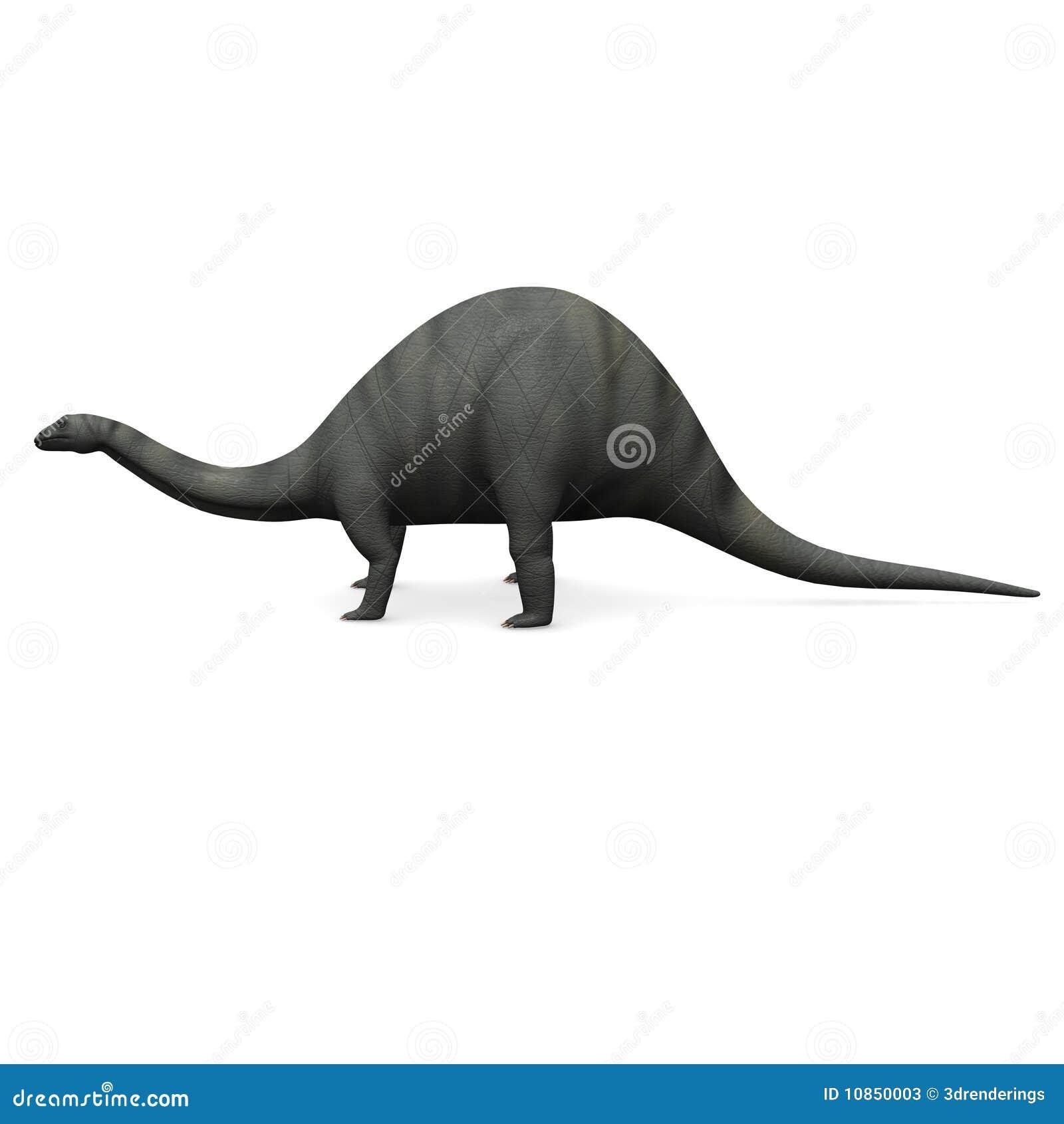 Förhistorisk dinosaur