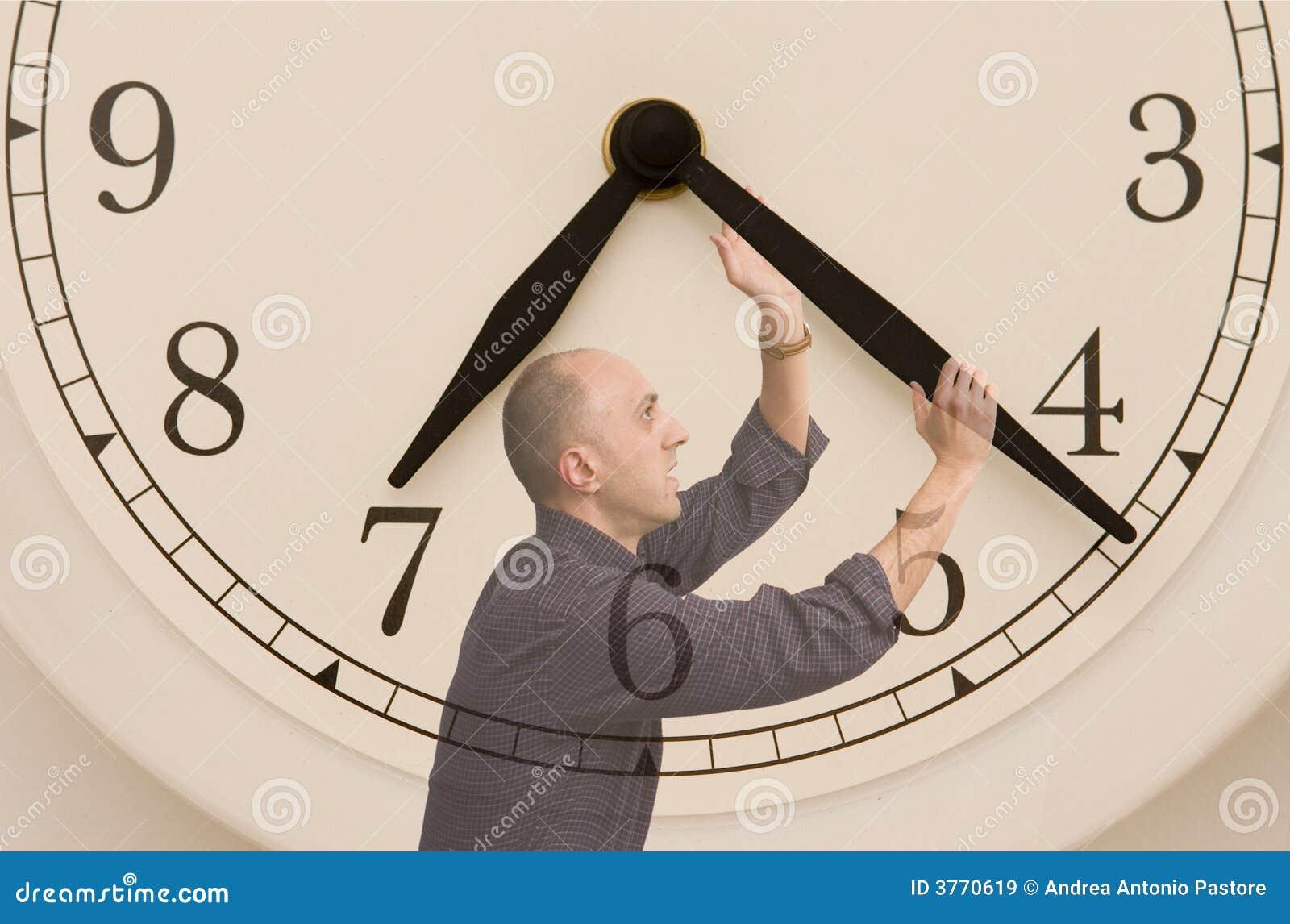 Förkrossad tid