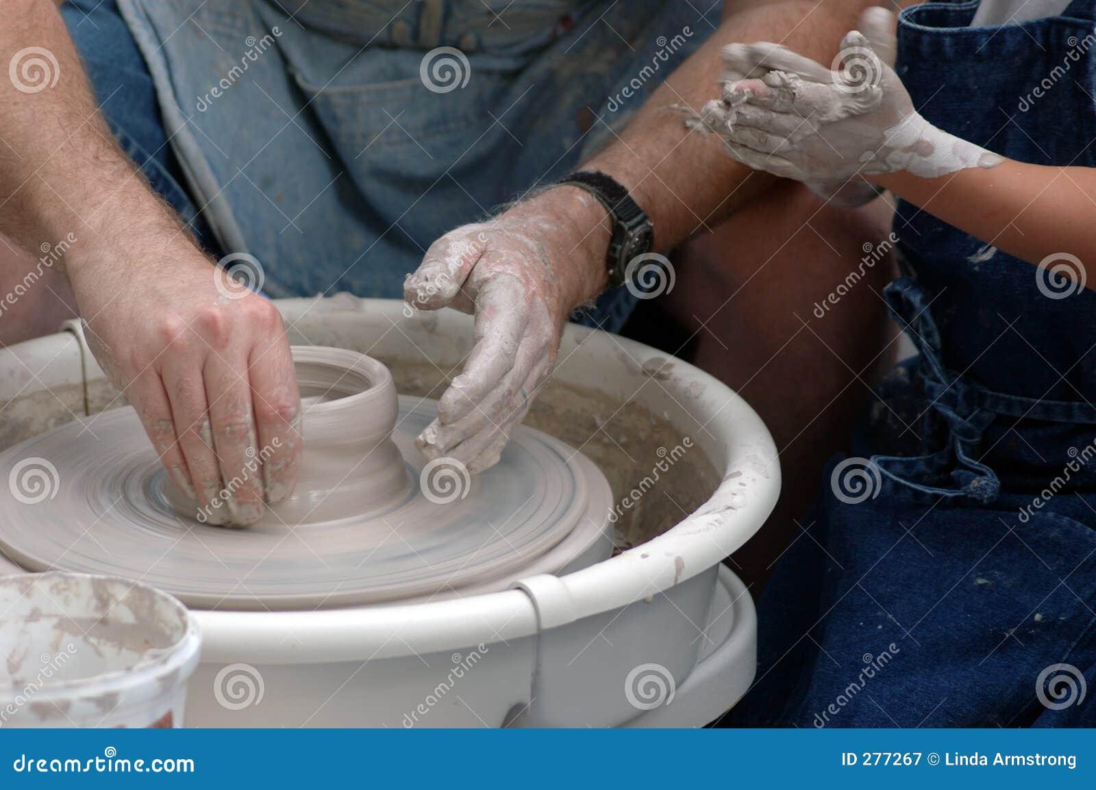 Förlaga keramikerdeltagare