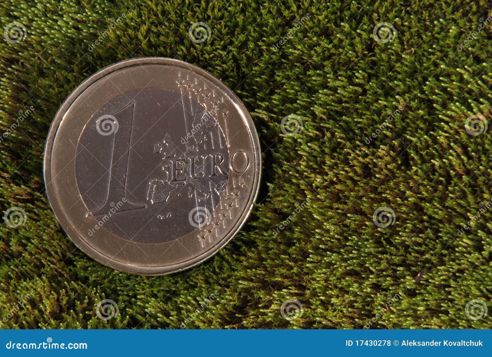 Förlorad moss för mynt lays