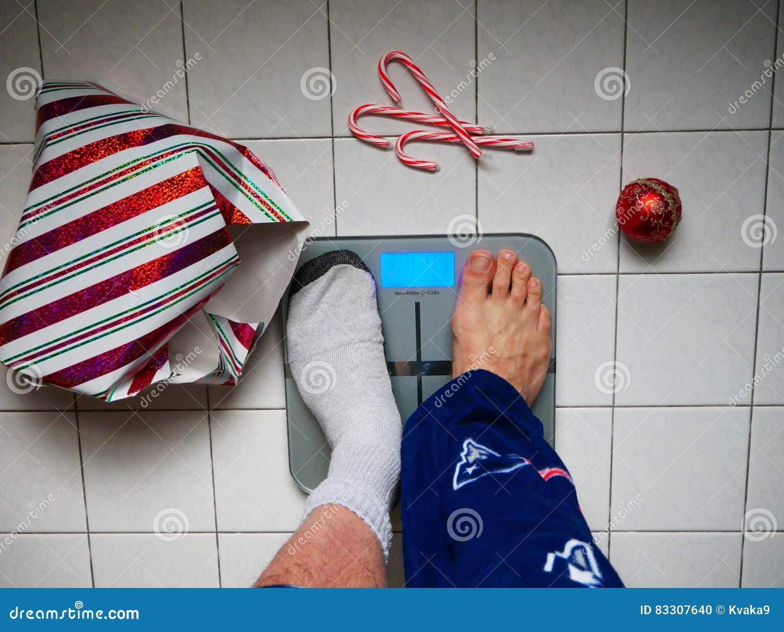 Förlorande vikt efter ferierna