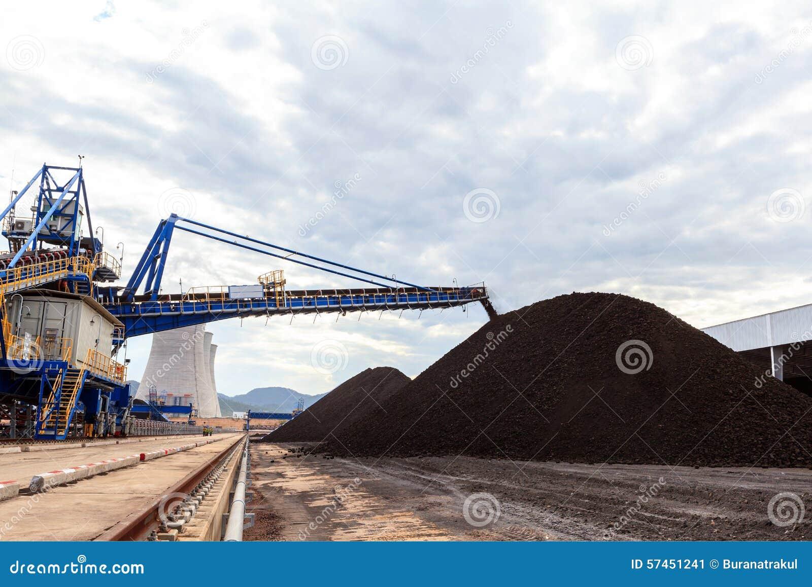Förråd av kol