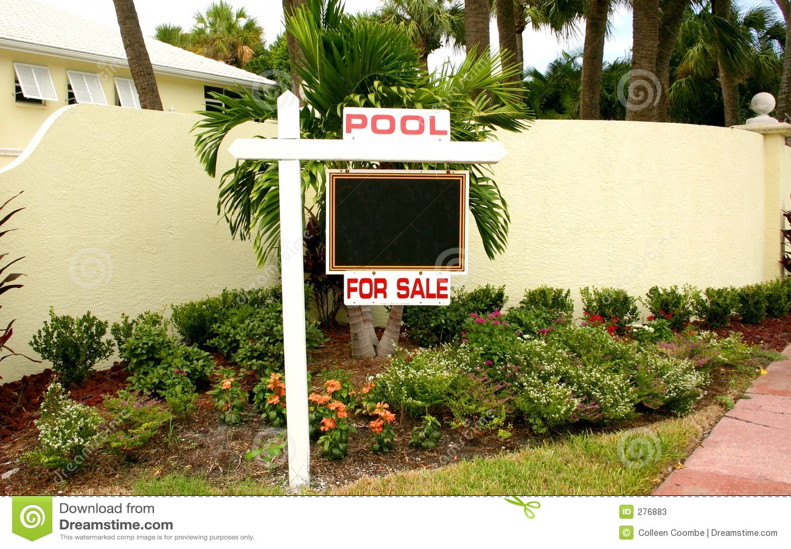Försäljningstecken
