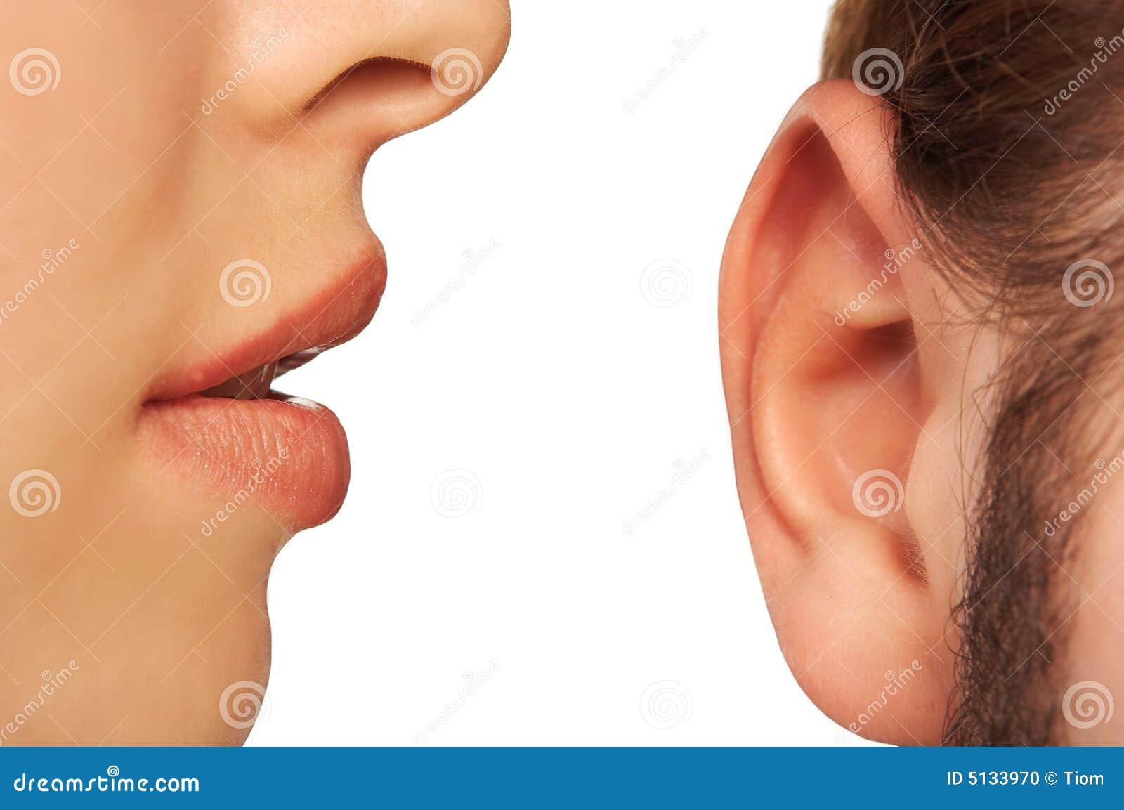 Försiktigt tala