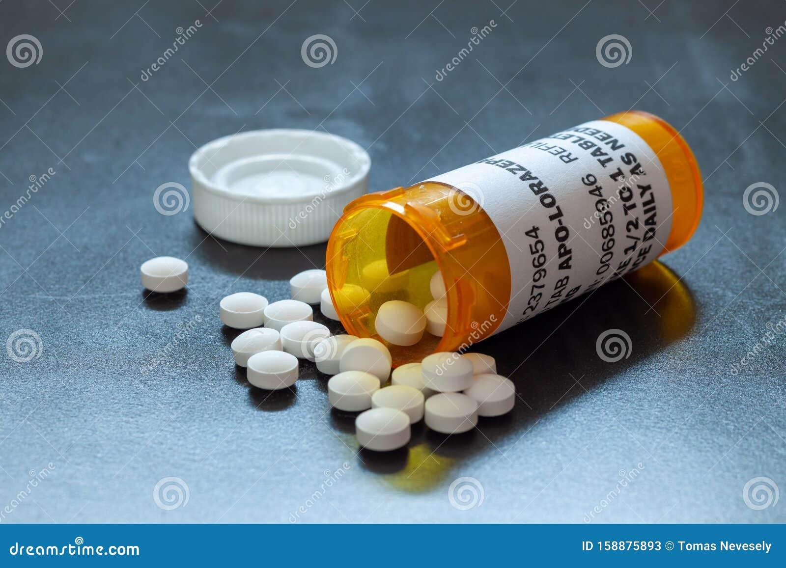medicin mot ångest