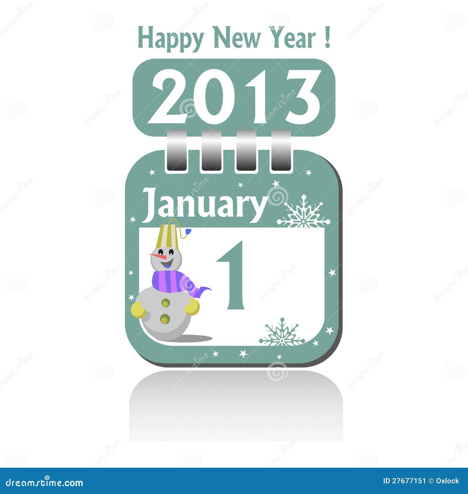 Först av Januari