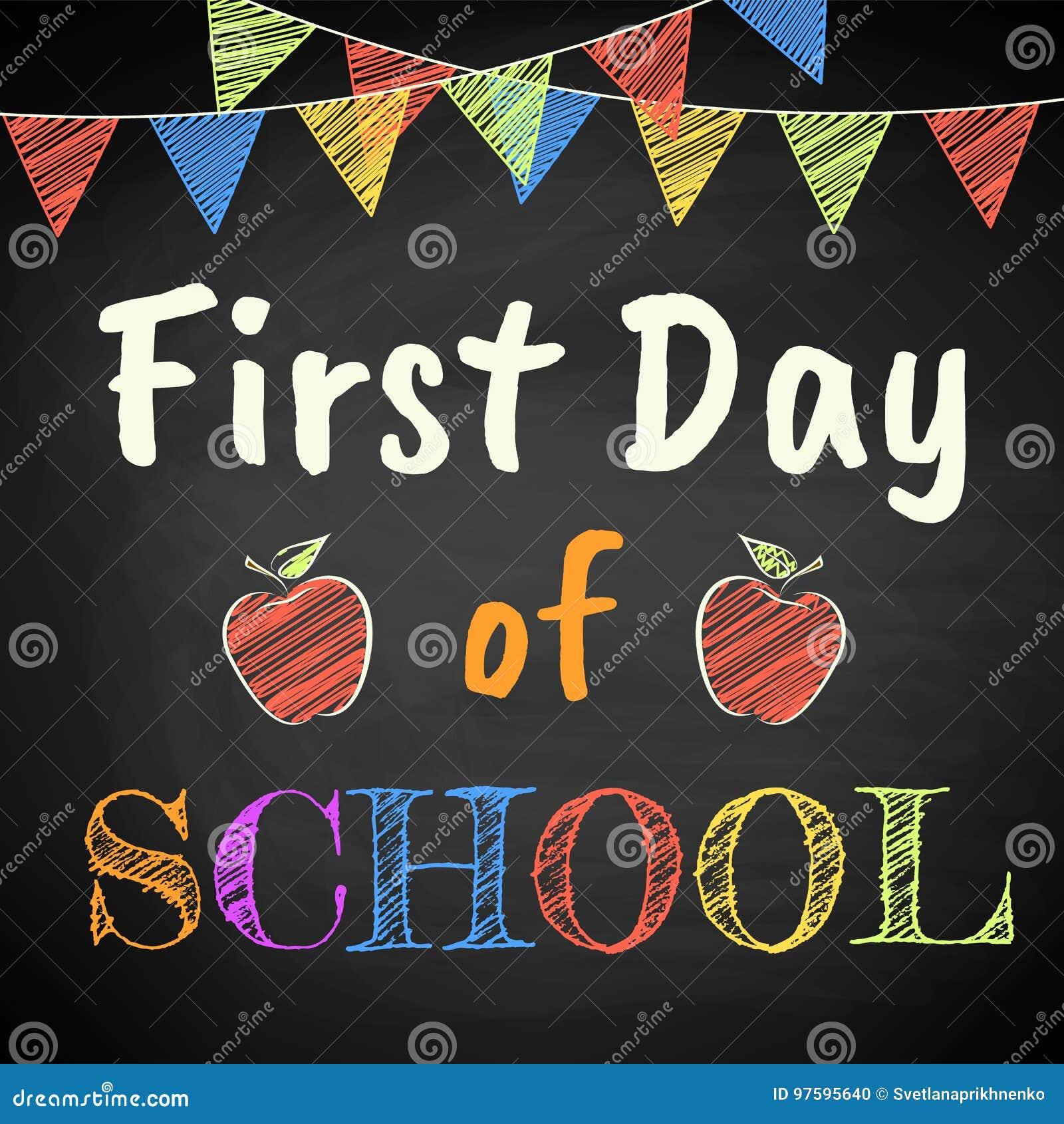 Första skola för dag