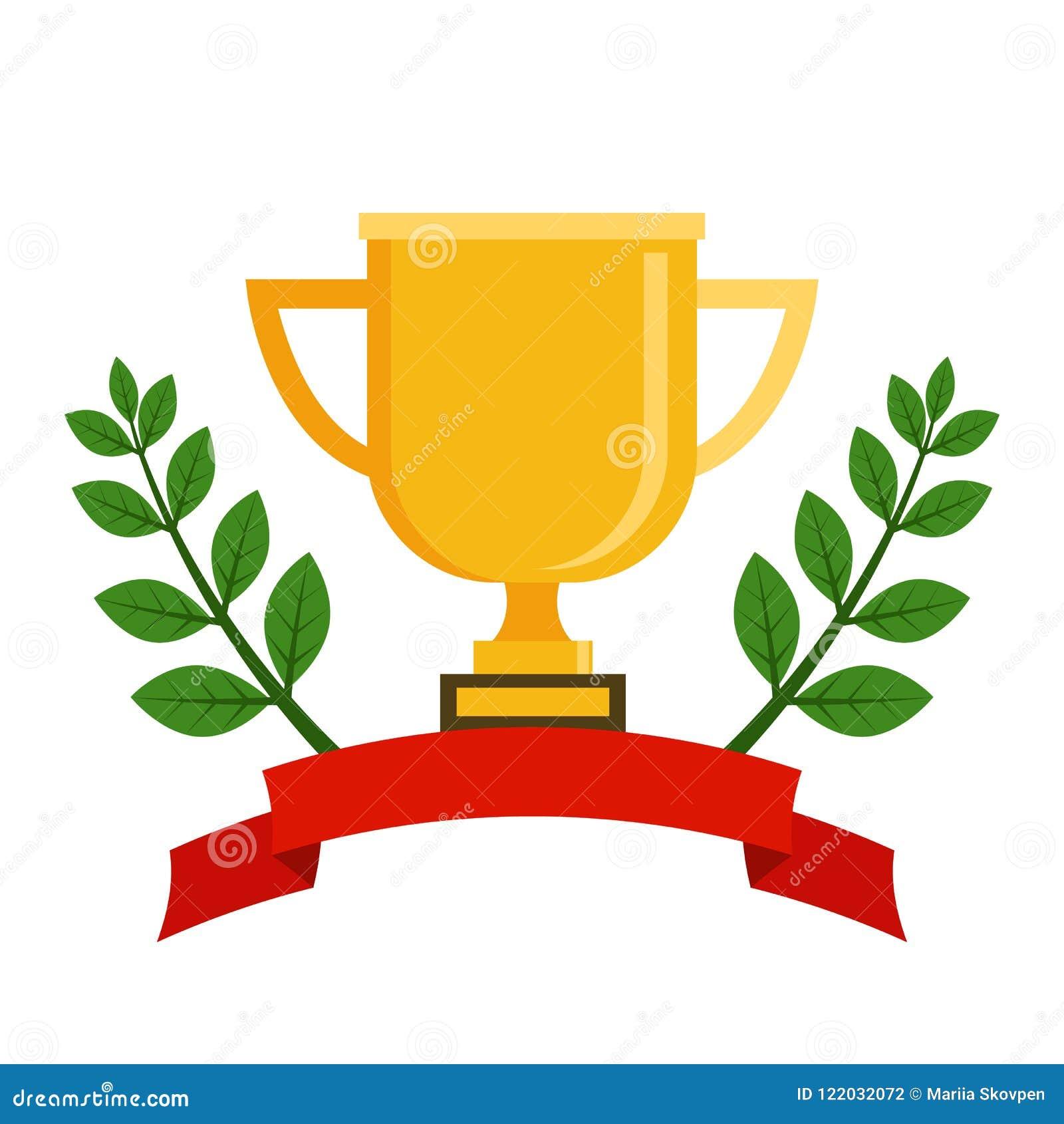 Första symbol för tecken för ställekopputmärkelse Pris för vinnaresymbol några är kan formatet för förlust för illustrationbildla