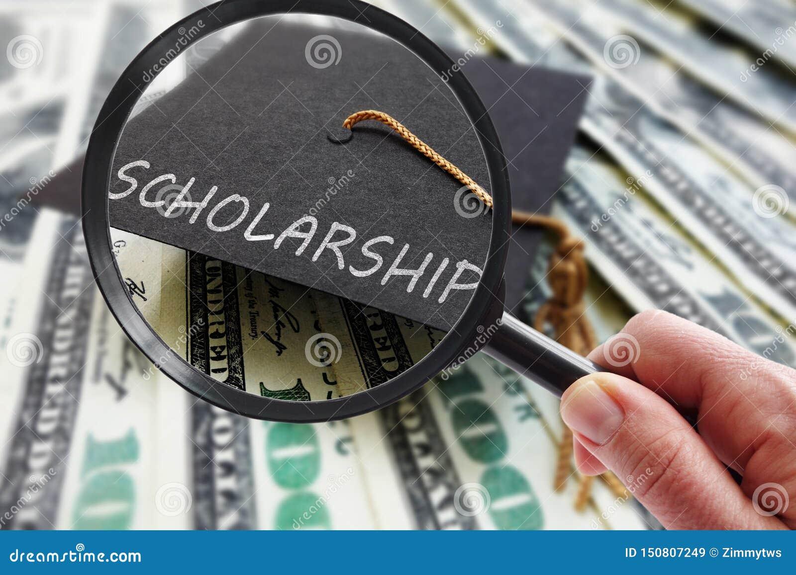 Förstorat stipendiumlock