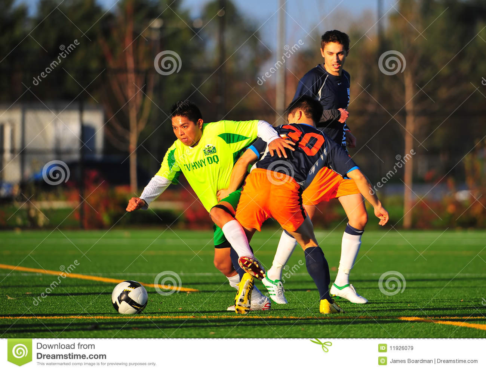 Fútbol del club del Mens
