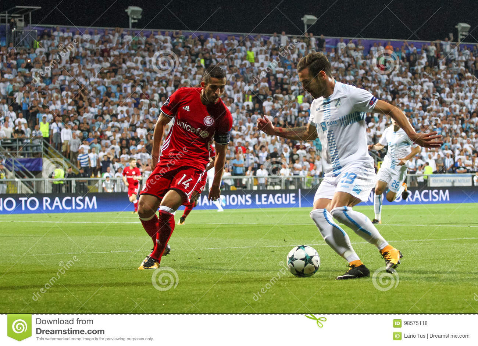 Fútbol - liga de campeones de UEFA
