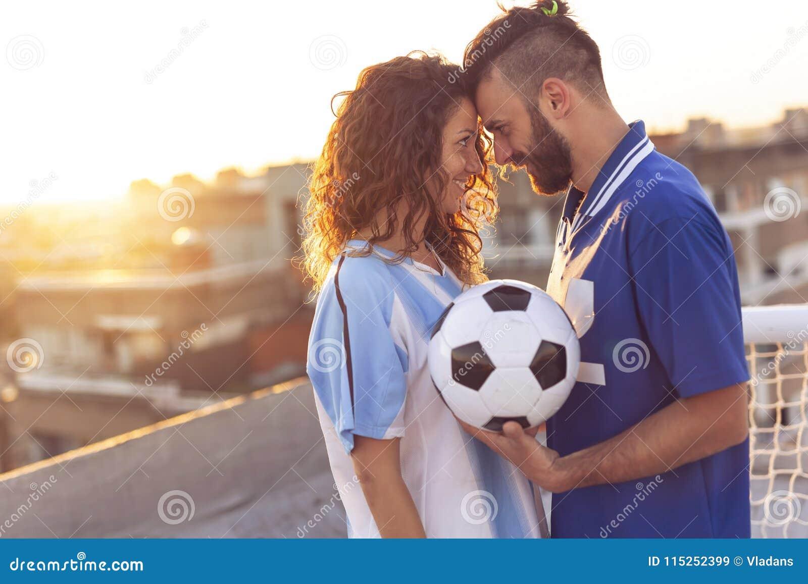 Fútbol y amor