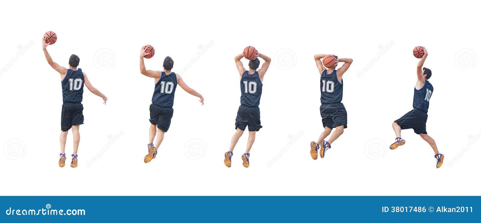 Fünf Spieler