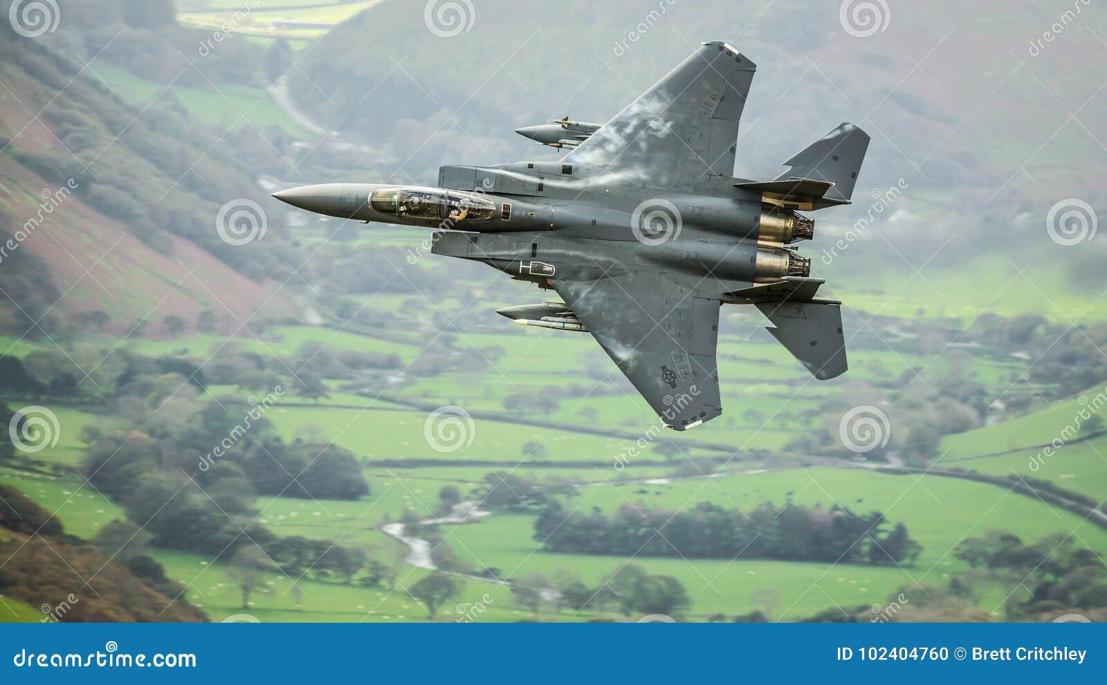 F15喷气式歼击机航空器