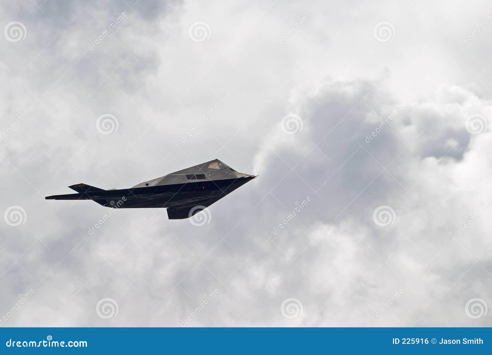 F-117 Nighthawk (aka Stealth Fighter)