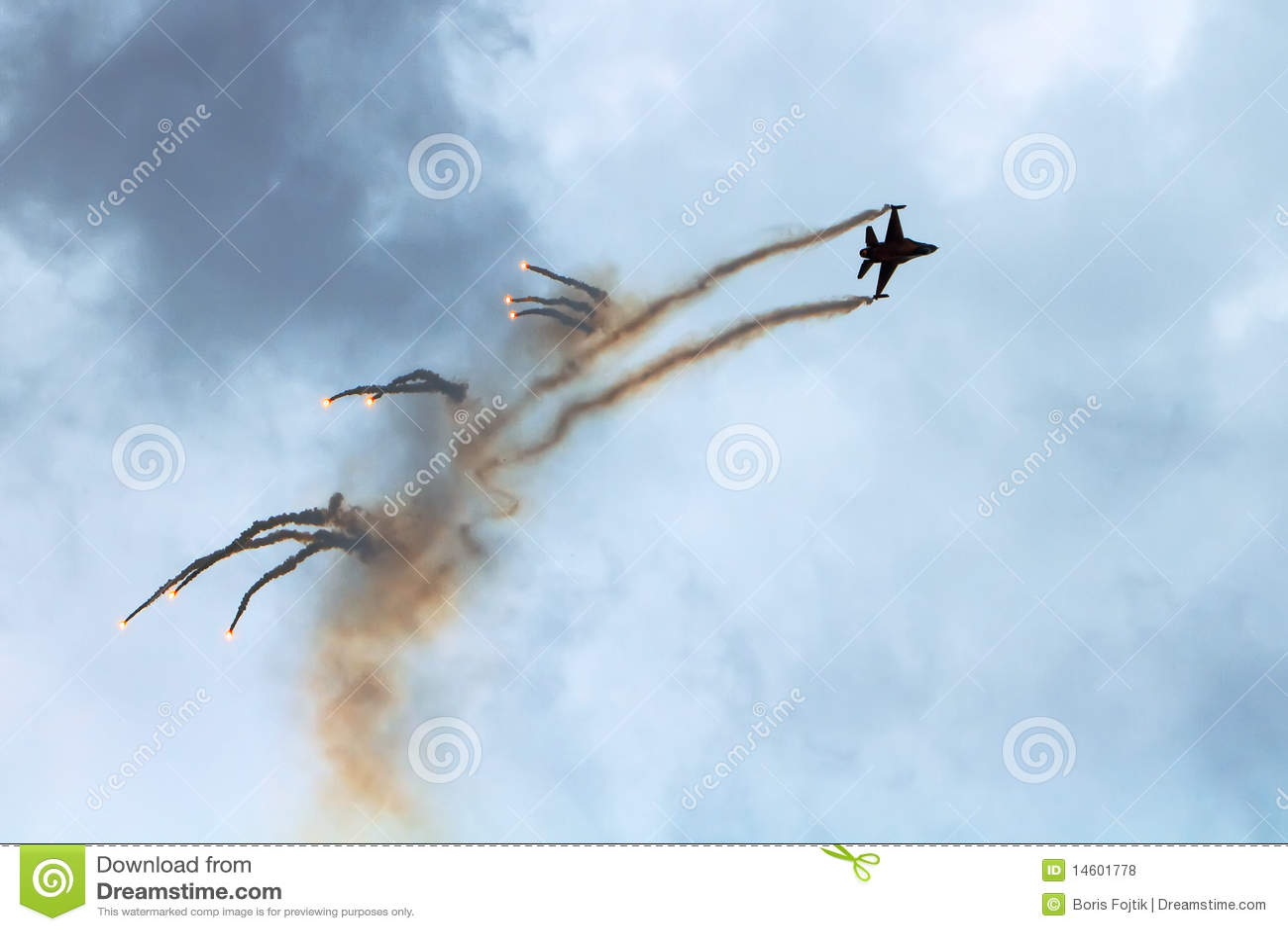 F-16 airshow