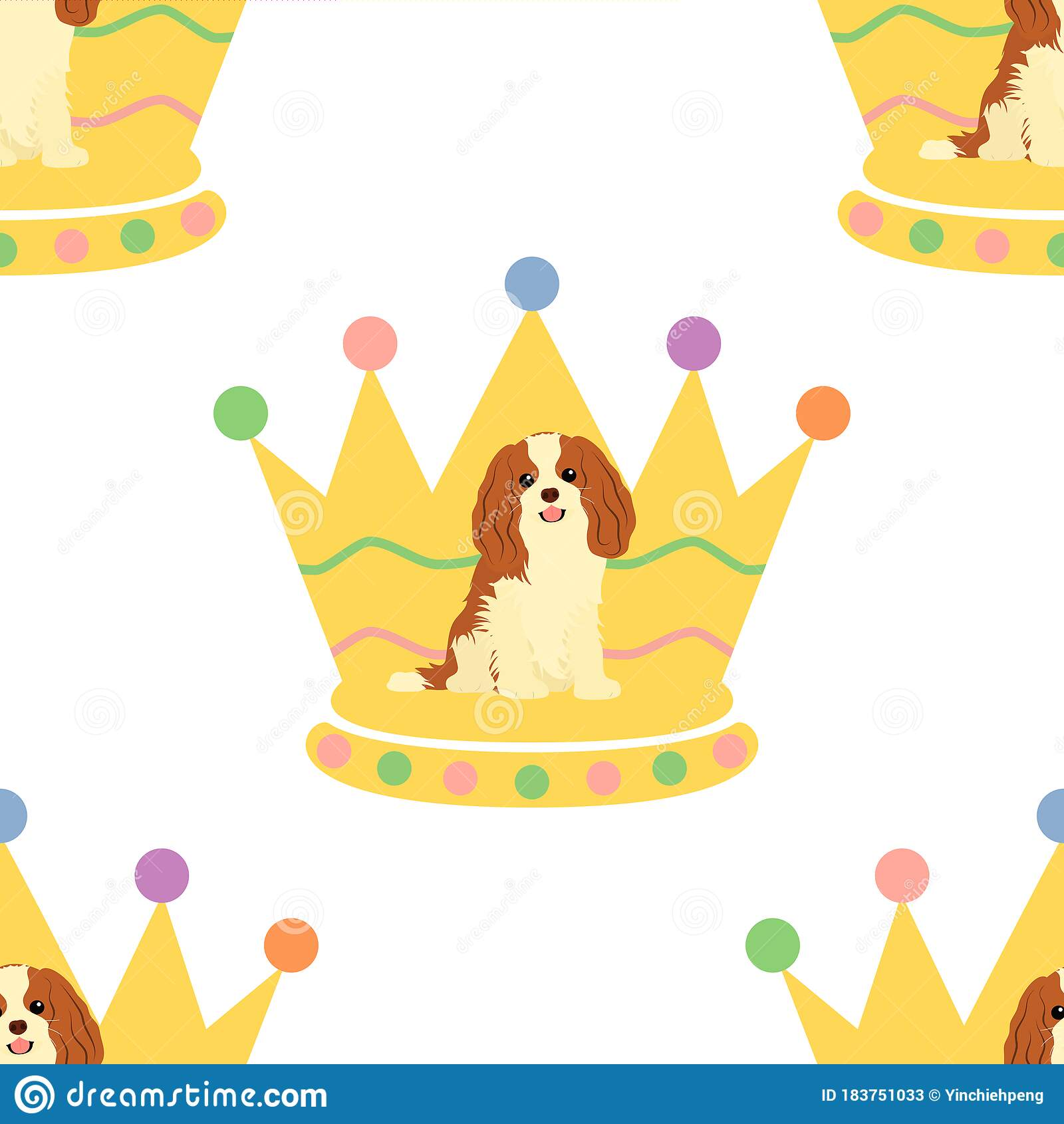 Crown Dog King Stock Illustrations 399 Crown Dog King Stock Illustrations Vectors Clipart Dreamstime Cute cartoon cat dog pack collection. dreamstime com