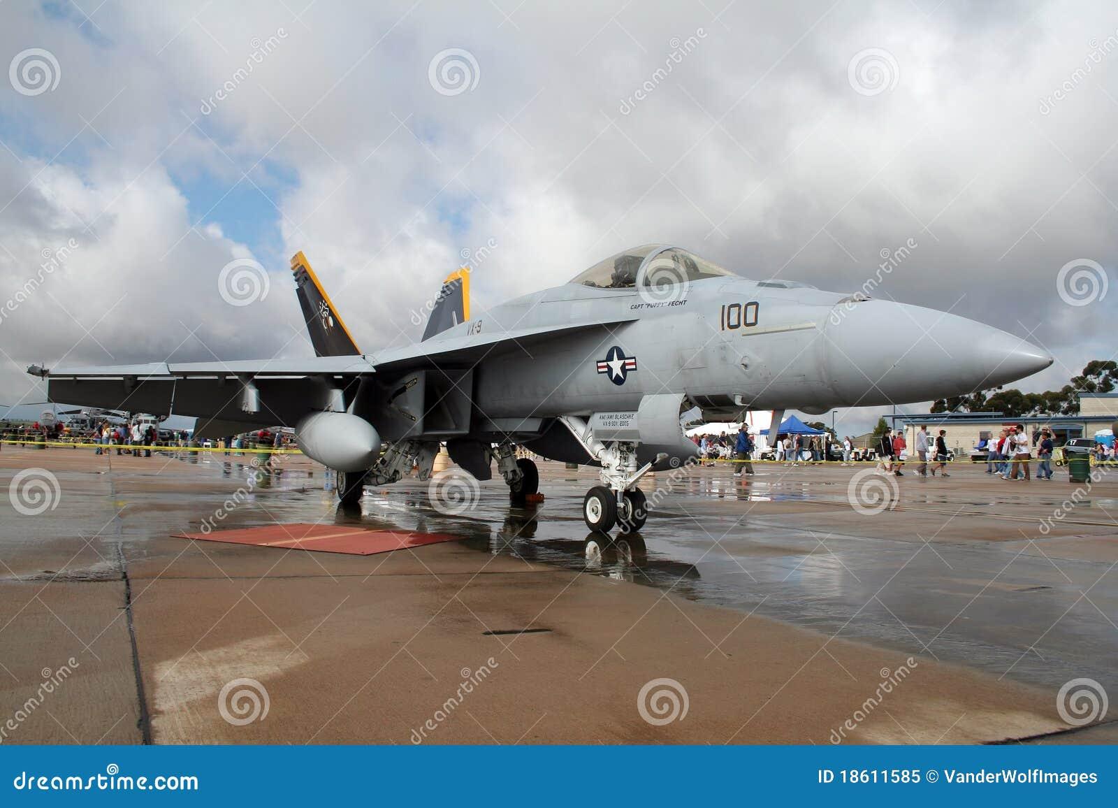F/A-18E Superhornisse