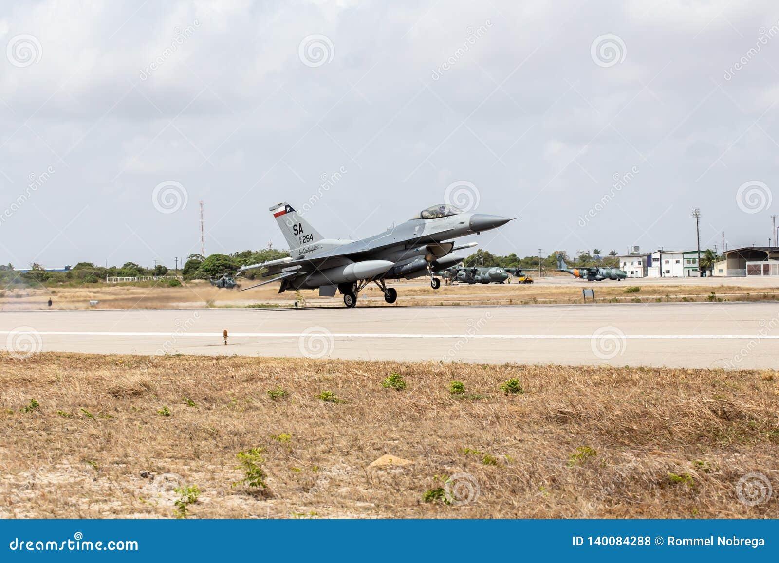 F-16C av U.S.A.F.et