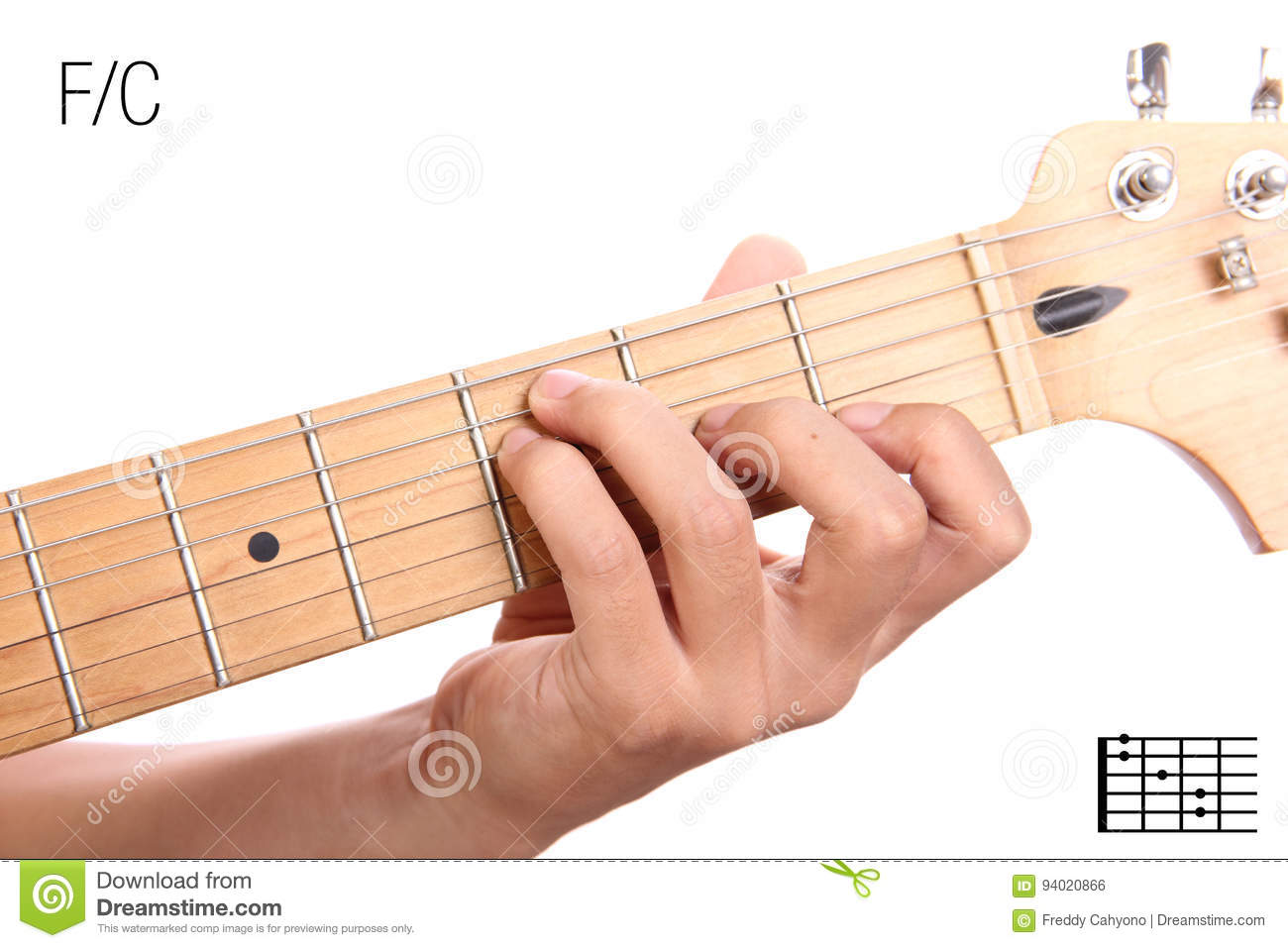 Cg guitar chord tutorial stock image image of minor 94020799 fc guitar chord tutorial royalty free stock image hexwebz Choice Image