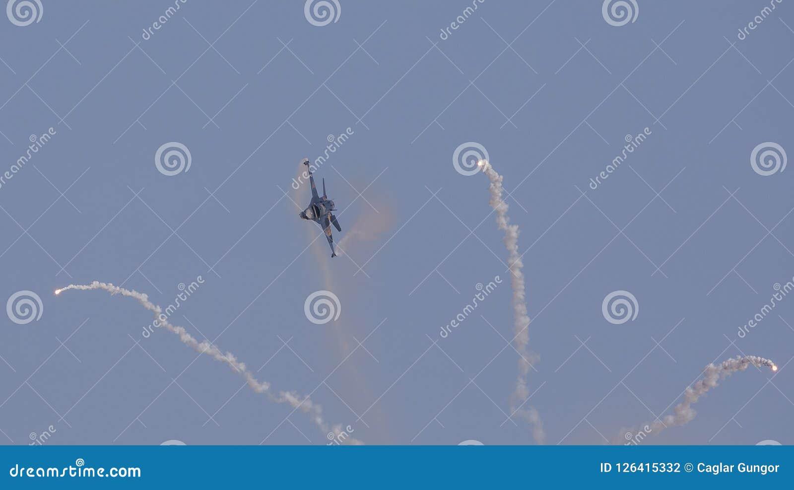 F-16 Demo Aircraft de Soloturk