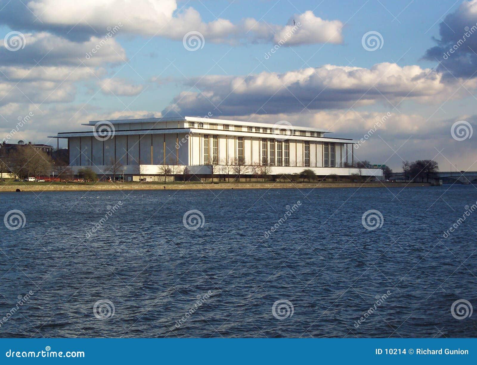Download F Kennedy center zdjęcie stock. Obraz złożonej z spe, artsier - 10214