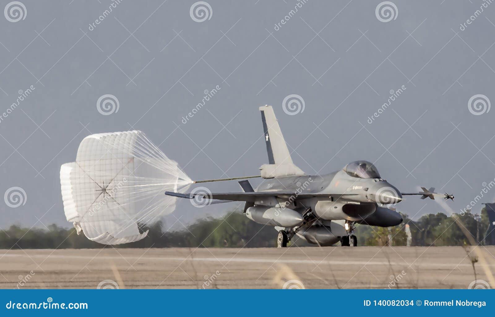 F-16A MLU of the FACH in Operation Cruzex