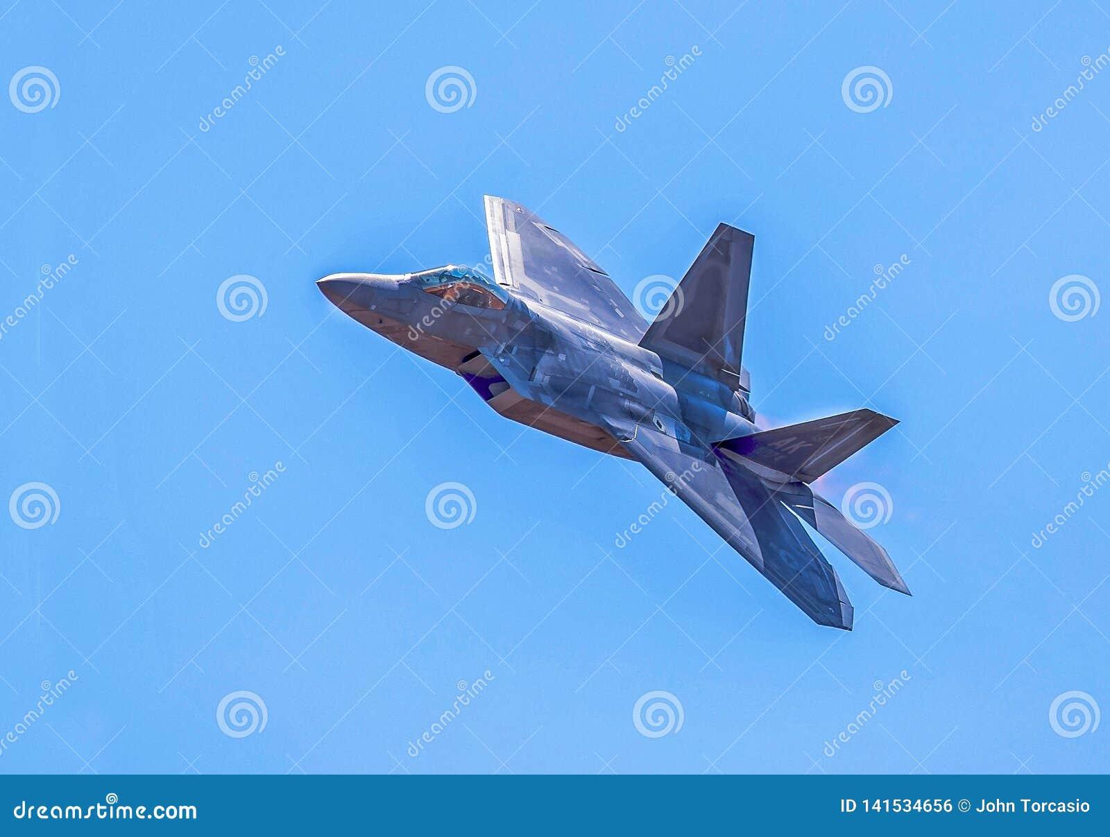 F-22A ptak drapieżny