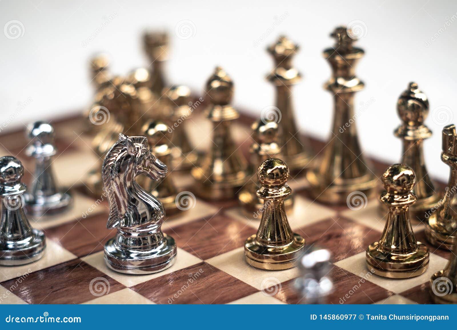 F?r bakgrund eller reng?ringsduk En stor flyttning att segra Aff?rsstrategi och konkurrenskraftigt begrepp