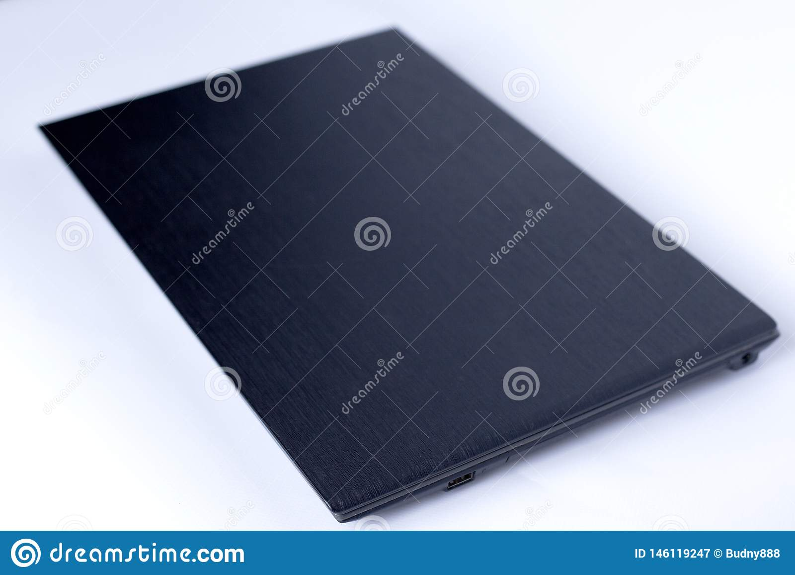 F?r datorillustration f?r bakgrund svart white f?r b?rbar dator