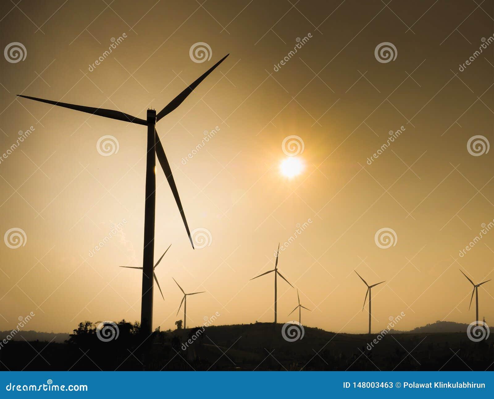 F?r lantg?rdk?lla f?r alternativ energi wind f?r turbin