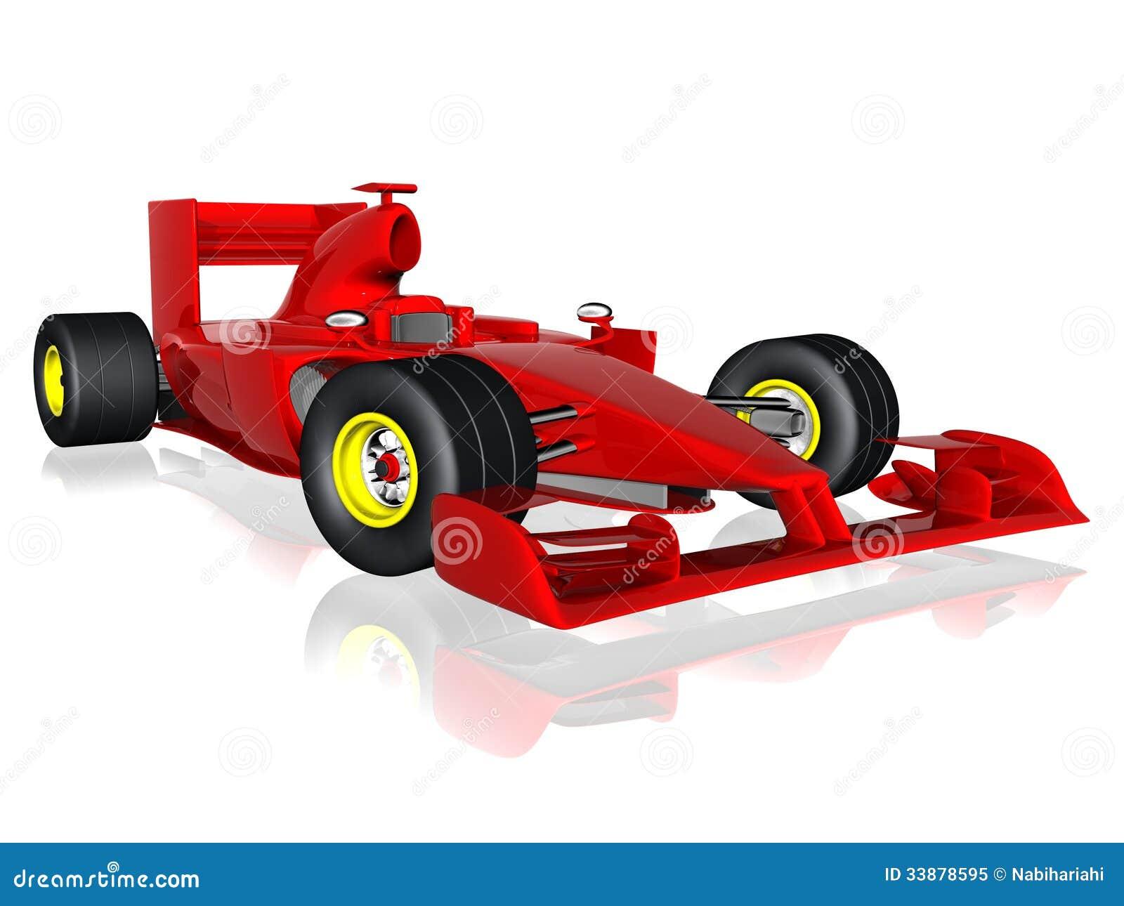 F1 race car stock illustration illustration of formula 33878595 f1 race car malvernweather Choice Image