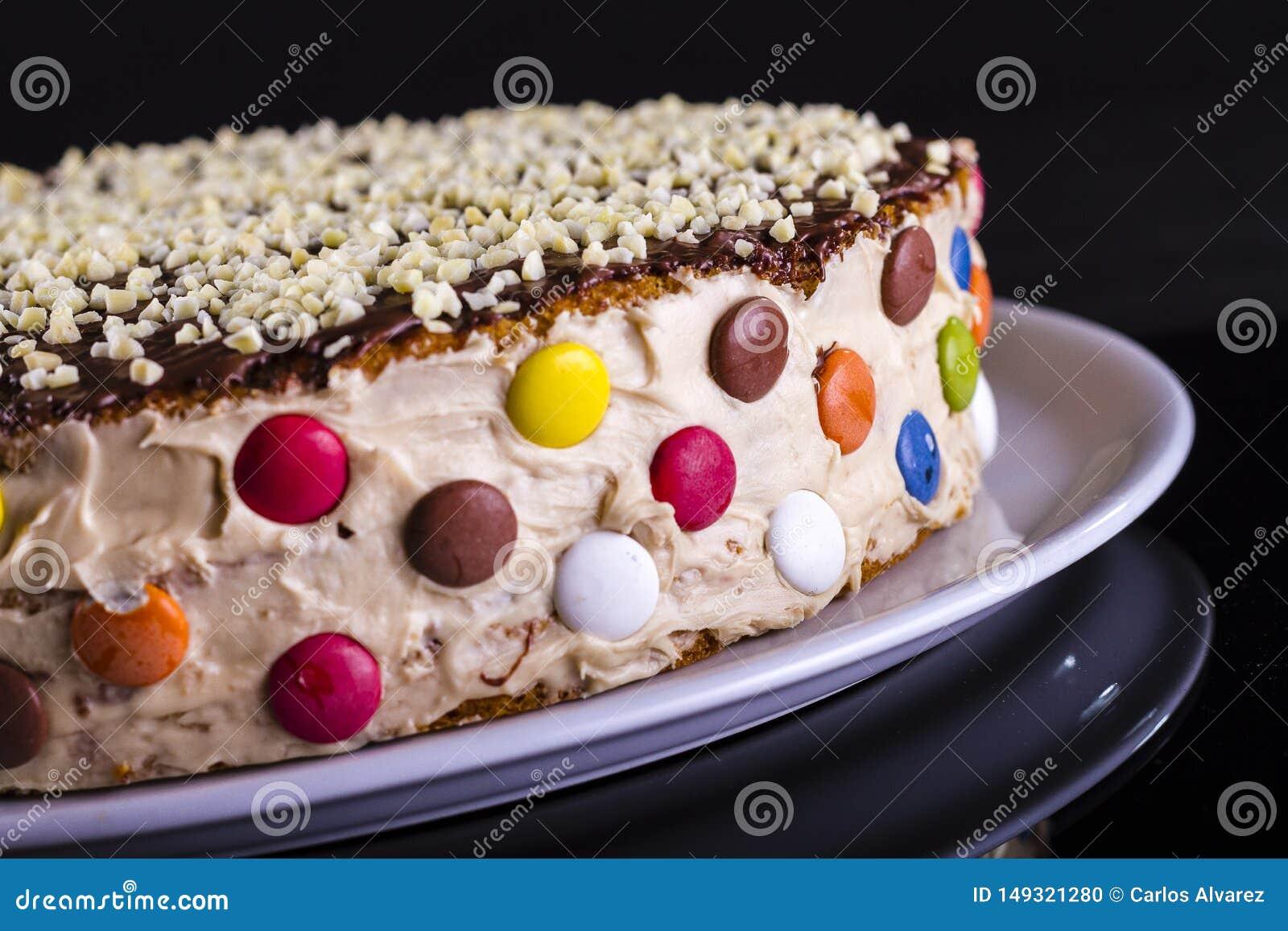 F?rgrik cake