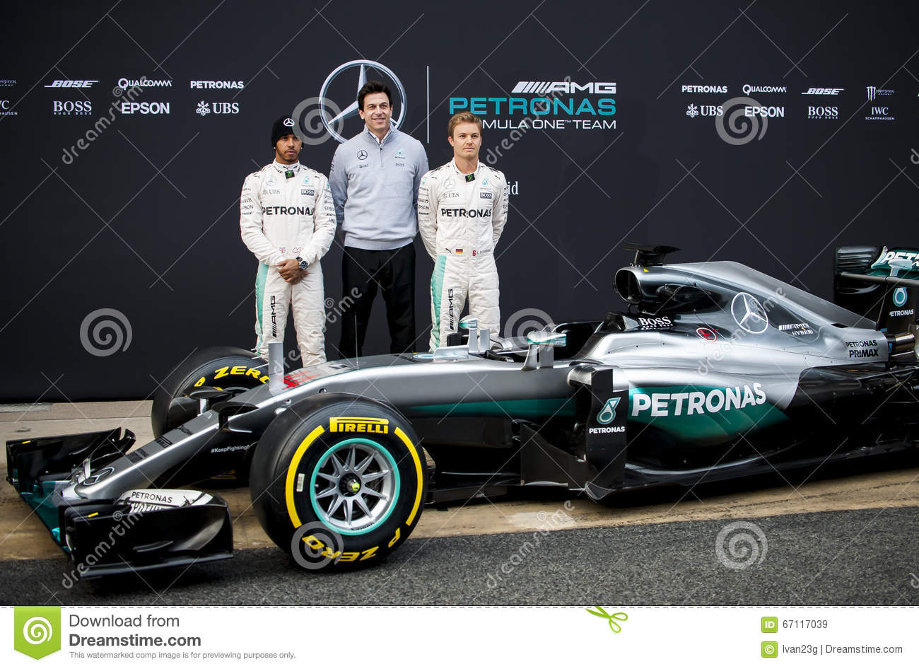 f1 season 2016 presentation of mercedes amg f1 team editorial