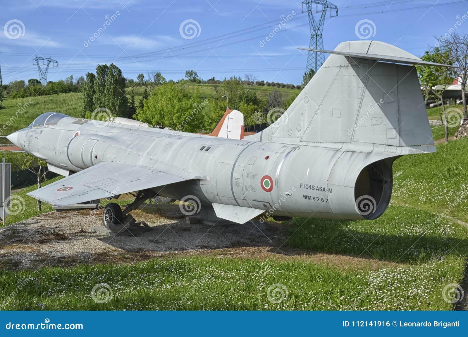 F-104 Starfighter naddźwiękowy interceptor