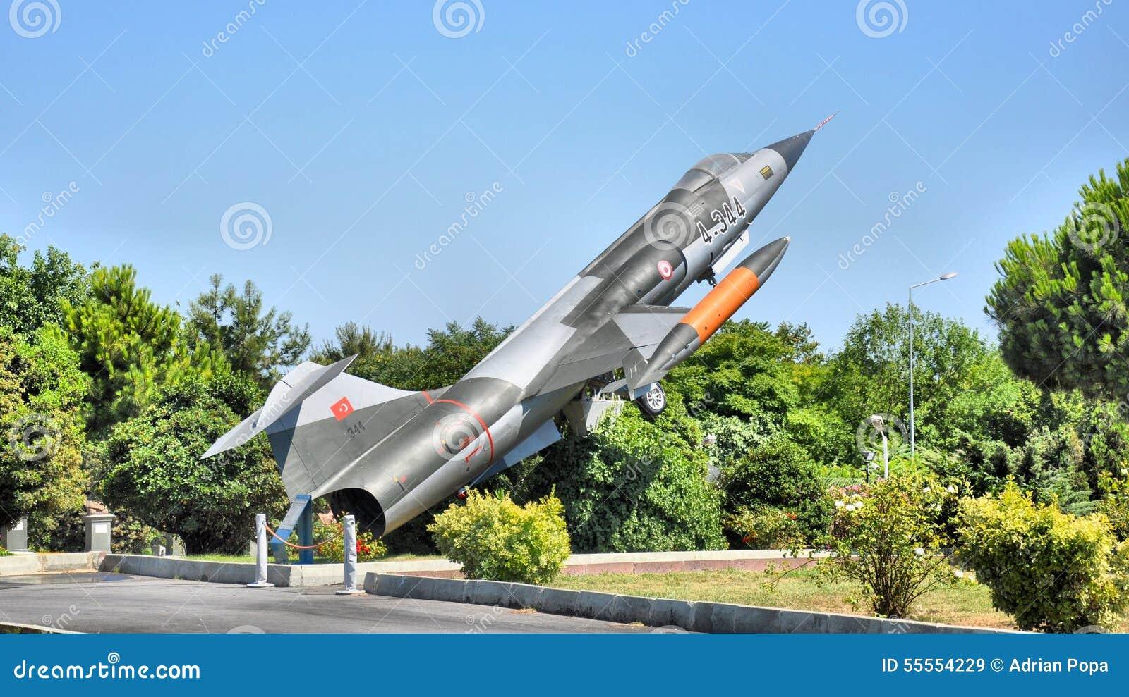 F-104 Starfighter samolot