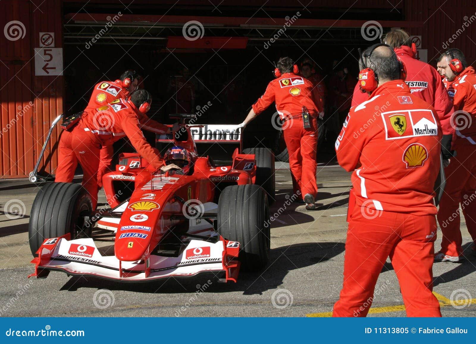 F1 2005 - Rubens Barrichello Ferrari