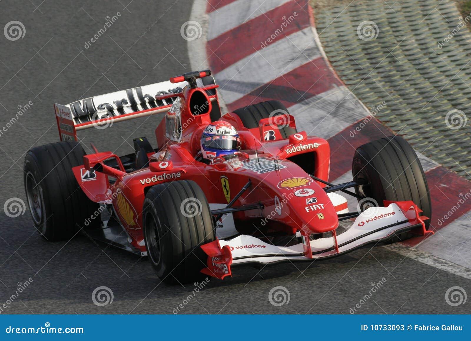 F1 2006 - Gene Ferrari de Marc