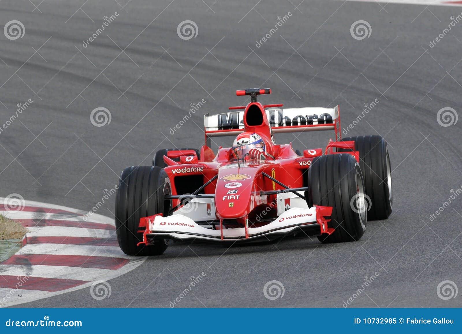 F1 2006 - Marc-Gen Ferrari