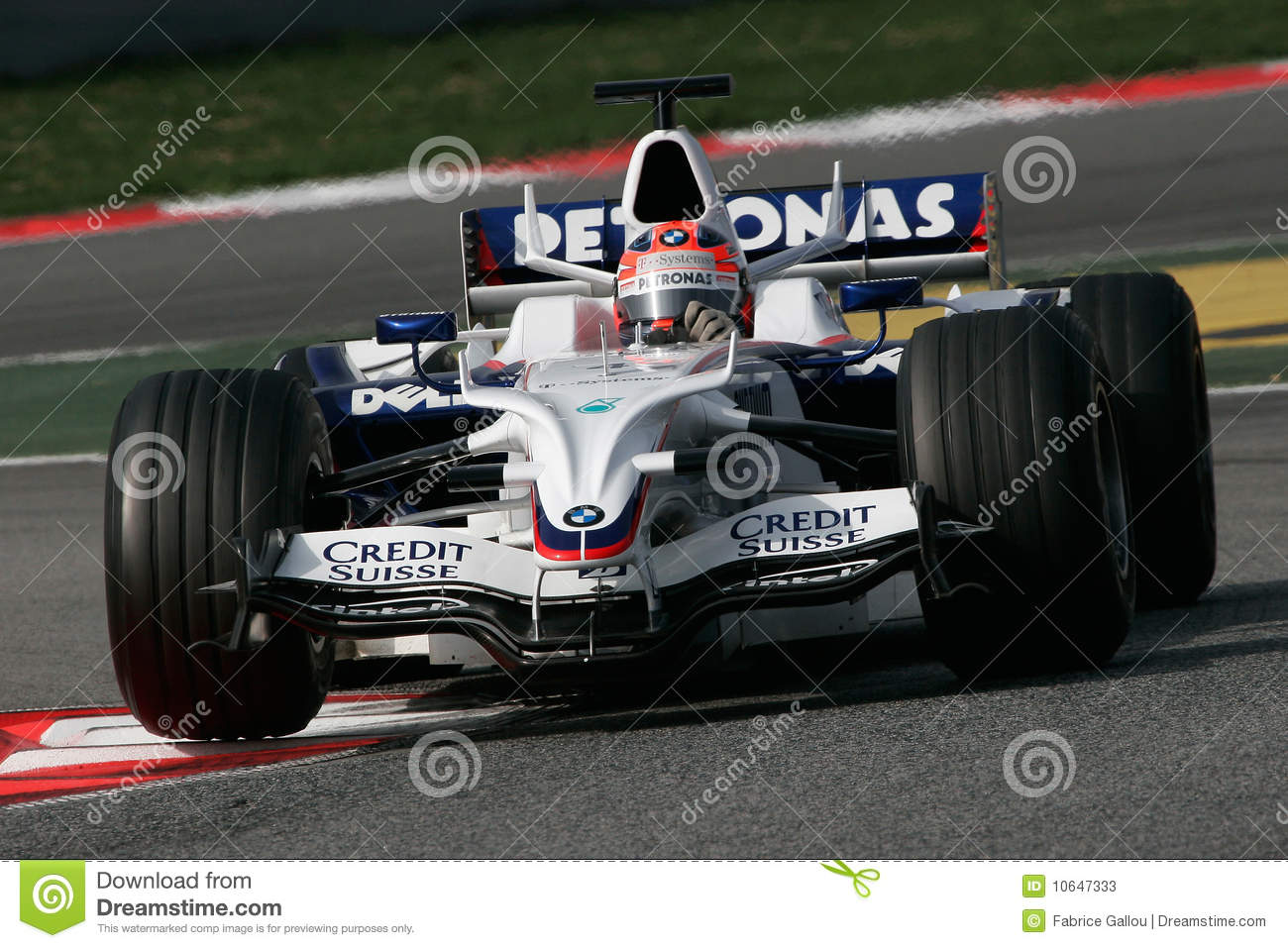 F1 2008 robert kubica bmw sauber editorial stock photo for Kubica cars