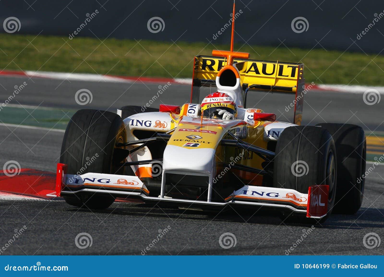 F1 2009 - Fernando Alonso Renault