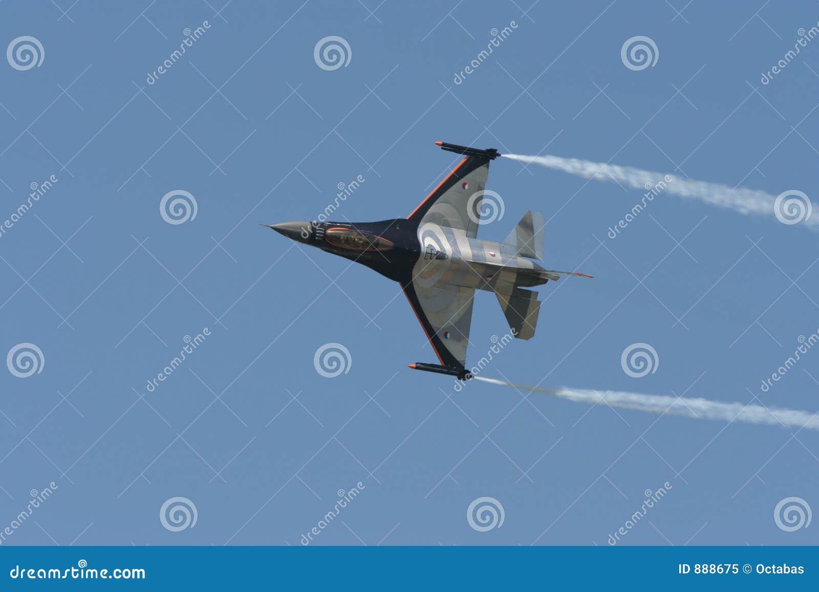 F16 statku powietrznego