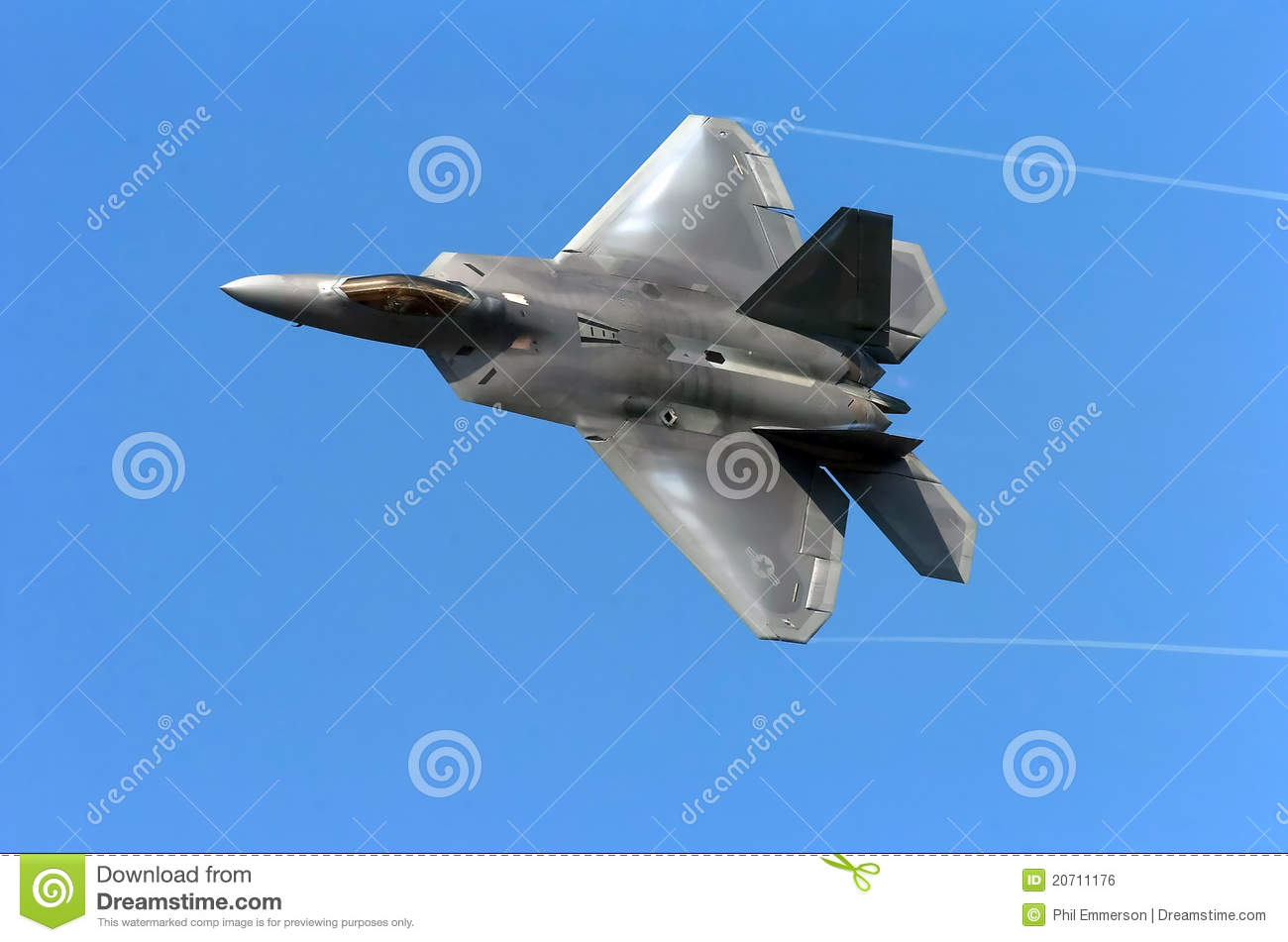 Download F22 Raptor editorial photo. Image of aviation, power - 20711176