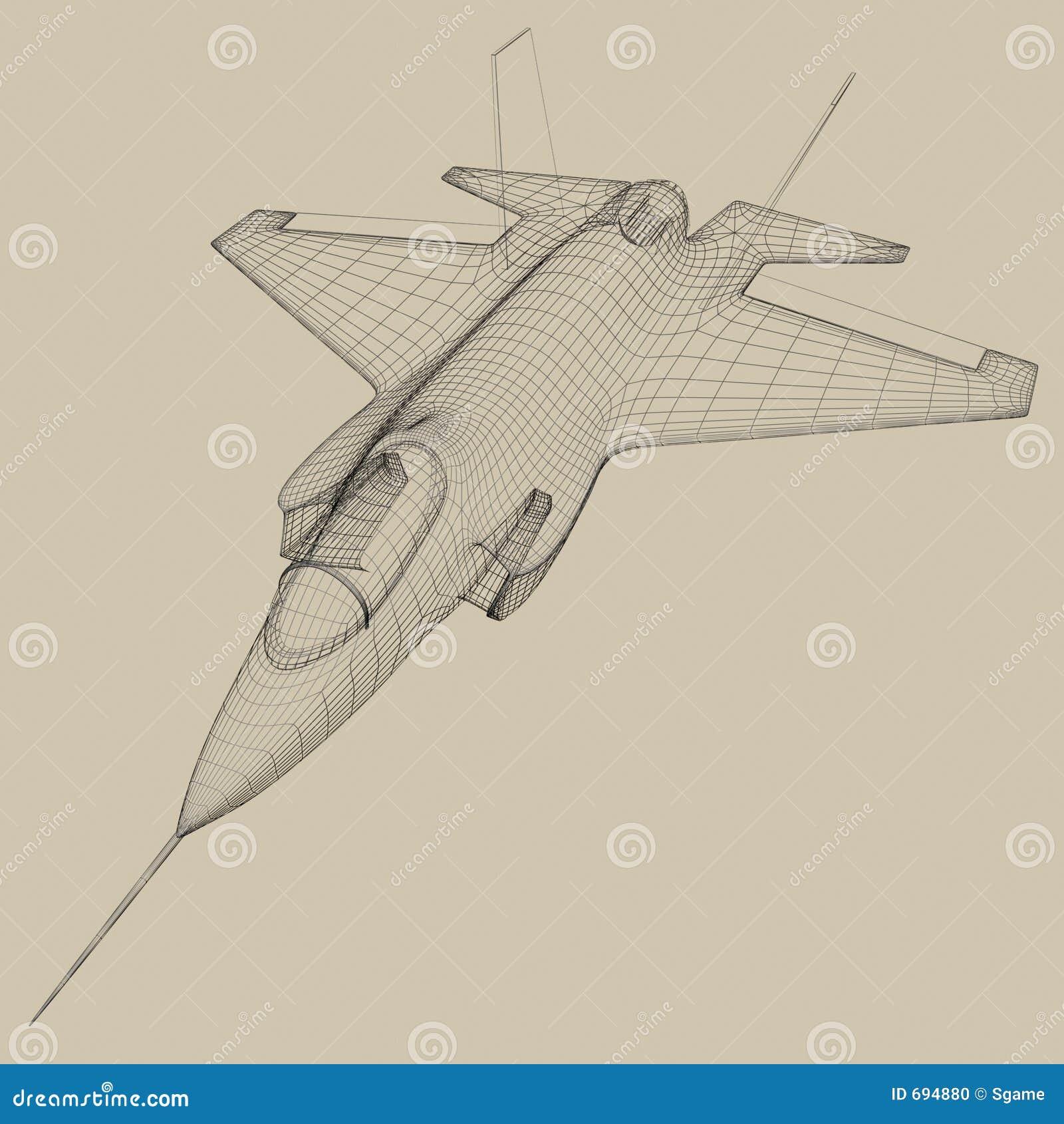 F35/x35 wireframe