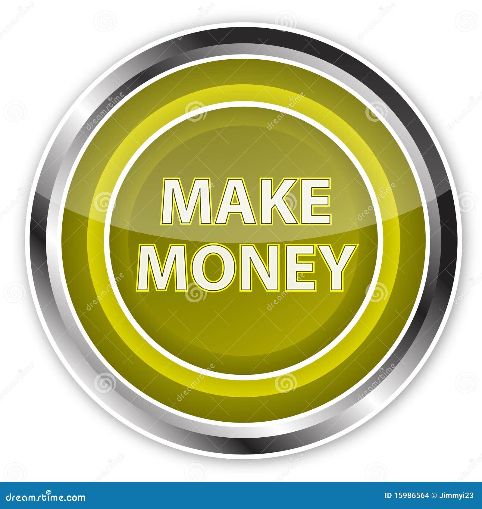 Faça a tecla do dinheiro